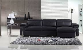 Leather Corner Sofa Beds by Best 20 Black Leather Sofa Bed Ideas On Pinterest Black Leather