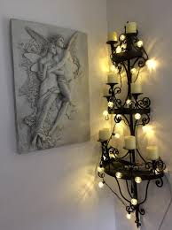 Chandelier Wall Sconce Carbonne Candle Chandelier Wall Sconce Mh21163 Design Toscano