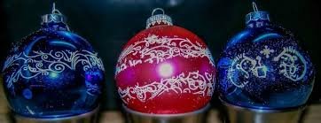 recycled glass ornaments faithfully free