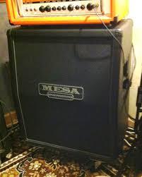 Mesa Boogie 2x12 Rectifier Cabinet Review Mesa Boogie Recto 2x12 Vertical Slant Image 718635 Audiofanzine