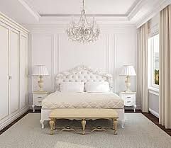 Ways To Use White In A Bedroom - White color bedroom design