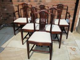 Regency Dining Chairs Mahogany Gorgeous Mahogany Dining Chairs With 13 Regency Mahogany Antique