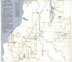 Portland Public Transportation Map by Community Transit 40 Years Of Snohomish County Transit