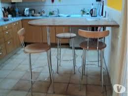 table haute avec tabouret pour cuisine excellent table haute avec tabouret cuisine de manaka