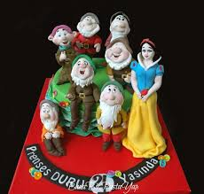28 Best Snow White Cake Images On Pinterest Snow White Cake