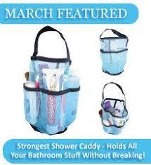 Bathroom Caddy For College by The Best Dorm Accessories College