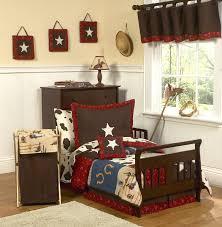 Western Room Designs by Western Theme Cowboy Comforter Toddler Bedding Kidsroomstore