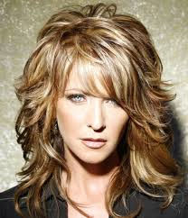 mid length hair styles for the older woman shoulder length hairstyle older women best haircut style