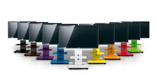 piedistalli per tv supporto per tv da terra moderno in vetro tray spectral