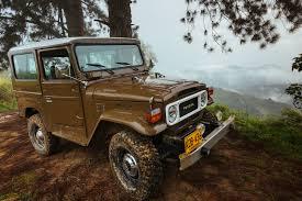 classic toyota truck building a classic toyota fj 40 gearminded