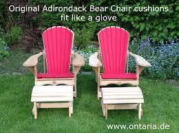 Chair Cushion Color Adirondack Chair Table Footstool Cushion Ontaria Eu
