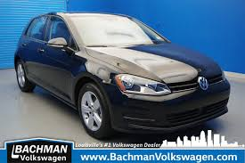 new 2017 volkswagen golf wolfsburg edition hatchback in louisville
