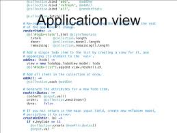 Sample Of Resume For Job by Rails Like Javascript Using Coffeescript Backbone Js And Jasmine