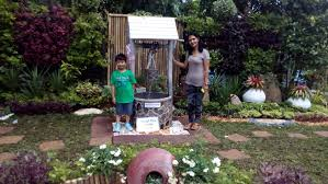 Up Los Banos Botanical Garden by Flower And Garden Show At Uplb