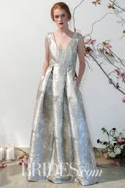 silver wedding dresses 46 sparkly gold and silver wedding dresses brides