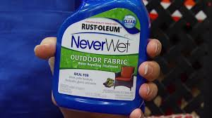 Outdoor Fabric For Patio Furniture Rust Oleum Neverwet Outdoor Fabric Spray Today S Homeowner