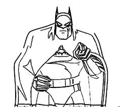 how to draw batman colouring page how to draw batman colouring
