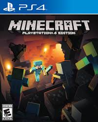 minecraft u2013 playstation 4 is a fun and exciting game for kids
