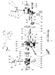 zenith 12372 carburetor kit manual and parts
