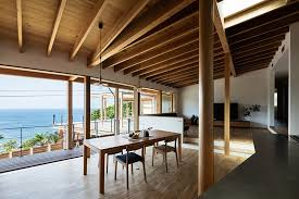 Home Design And Architect Kishimoto Himeno Residential Pinterest Pacific Ocean