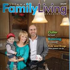 OGC on the Front Page of the Ottawa Family Living Magazine  Spring
