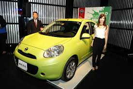 nissan micra new launch 2012 nissan micra launch motoring middle east car news reviews