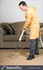 vacuum the carpet photo of vacuuming