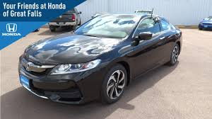 new 2016 honda accord coupe crystal black pearl for sale in great