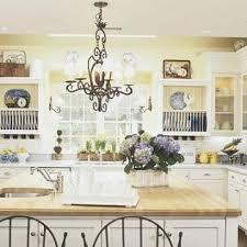best yellow and white kitchen