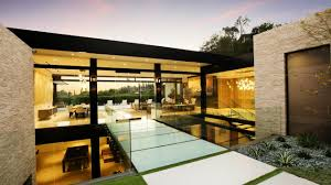 Luxury Design by Exclusive Modern Contemporary Comfortable Luxury Residence In