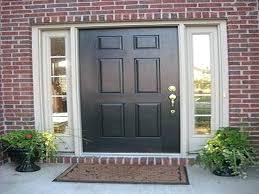 Exterior Door Paint Ideas Exterior Door Paint Colors Front Door Paint Colors For Brick