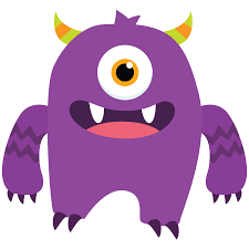 free halloween monster clipart collection