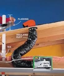 insulation around bathroom heater fan bathroom fan ducting why use an inline fan for bathroom ventilation
