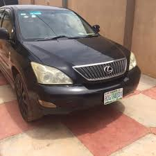 lexus rx330 nairaland pimped registered lexus rx330 first body in ibadan 2 4 fixedm