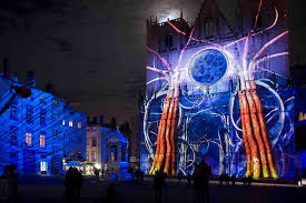 projection lights don t miss festival of light lyon dec 8 11th chic