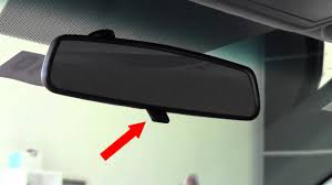 Nifty Mirror by Use This Age Old Method To Bounce Off Blinding High Beam Lights On