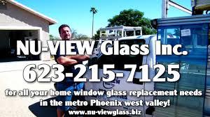 Window Glass Repair Phoenix Replacing Dual Pane Window Glass Youtube