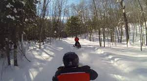 Snowmobile Trail Maps Michigan by Snowmobile Trails Marquette County Mi Trail Genius