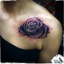 30 elegant shoulder tattoos for women with style tattooblend
