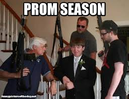 Dad Yelling At Daughter Meme - daily afternoon randomness 50 photos dads guns and prom