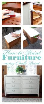 can i use chalk paint to paint my kitchen cabinets how to chalk paint furniture a step by step guide