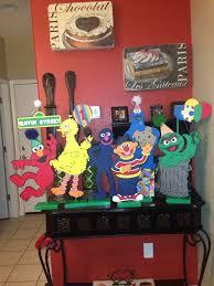 Elmo Centerpieces Ideas by 198 Best Piñata Sesame Street U0026 Elmo Party Themes Images On