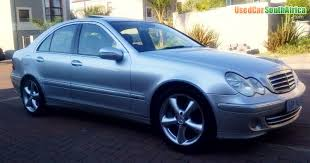 mercedes c270 cdi 2005 mercedes c270 cdi used car for sale in kempton park