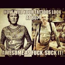 Boys With Tattoos Meme - old guys with tattoos meme powerdnssec