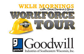 workforce tour live at goodwill center for work 96 5 wklh