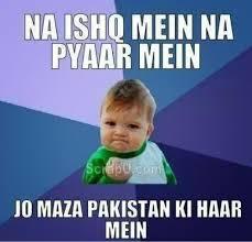 Hindi Meme Jokes - icc chions trophy 2017 final match india vs pakistan match