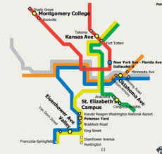 Washington Metro Map by The Brown Line The Beltway Line And Other Metro Ideas That Didn