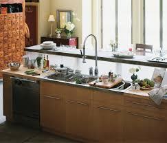 peinture cuisine et bain peinture marron cuisine