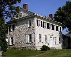 where is rushmead house usa 10 historical houses in pennsylvania
