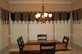 Valances Window Treatments by Enhance The Window Look With Kitchen Valance Ideas Amazing Home